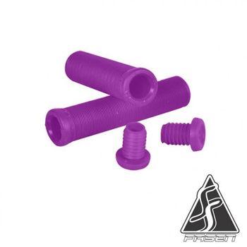 Fasen Hand Grips purple