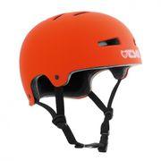 TSG Helm Evolution-Solid Colors L/XL flat-orange