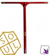 Blunt Bar Soul 60cm translucent red