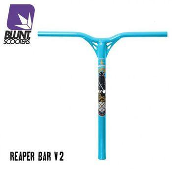 Blunt Reaper V2 ALU Bar 60 cm teal