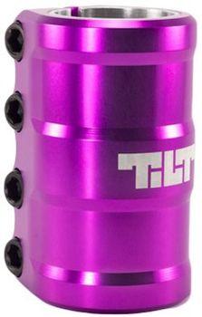 New TILT ARC SCS Clamp standard purple
