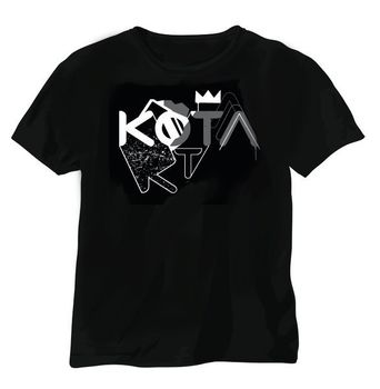 Kota forte T-Shirt black XL