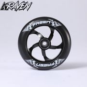 Fasen Raven 110mm wheel black/black