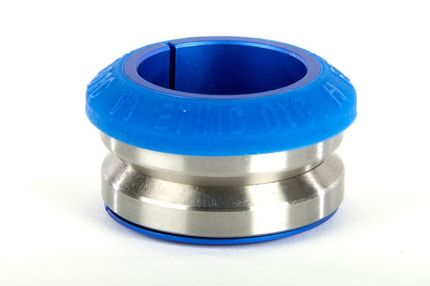 New Ethic DTC. integrated silicone Cap Headset blue