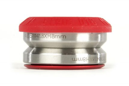 New Ethic DTC. integrated silicone Cap Headset red