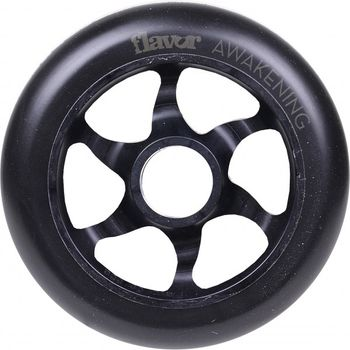 Flavor Awakening 6 spoke 110mm wheel black