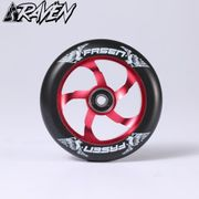 Fasen Raven 110mm wheel Black/Red