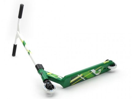 Dominator Scooter Sniper green/white