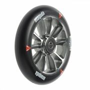 Anaquda engine spoked wheel inkl. ABEC 9 Lager 120 mm black/titangrey