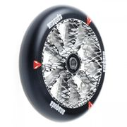 Anaquda engine spoked wheel inkl. RS Lager 120 mm snake/white