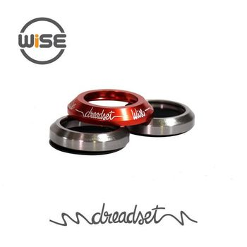 Wise Dreadset headset integrated deep-orange