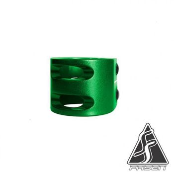 Fasen Raven Clamp 2 bolts green