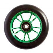 Blunt 10 Spokes 100mm Wheel Grün