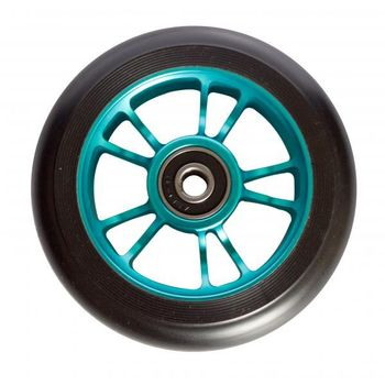 Blunt 10 Spokes 100mm Wheel Teal