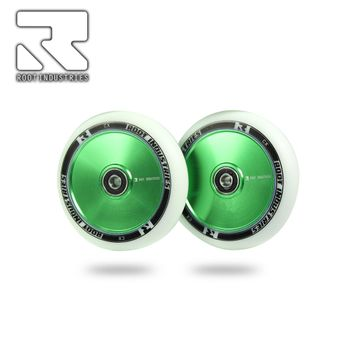 Root Industries Air 110 mm Wheels white/green