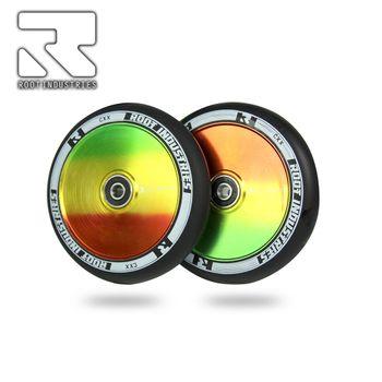 Root Industries Air 120 mm Wheel black/rasta  (Pair)