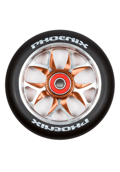 Phoenix F8 Wheel 110 mm bronze/black