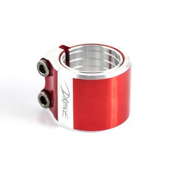 Drone Clamp Double Contrast Red + Shim