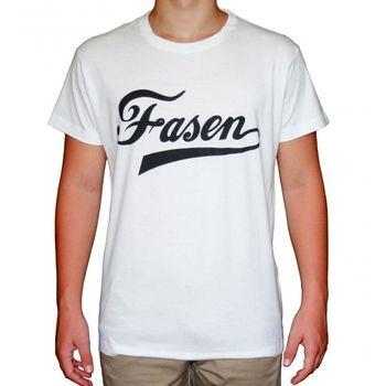 Fasen T-shirt Logo S