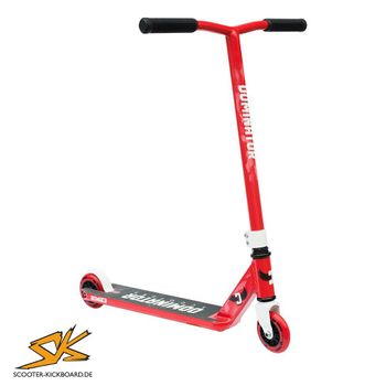 Dominator Bomber 2017 Complete Scooter Red/White