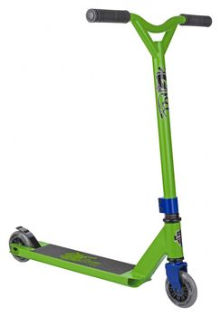 New Grit Atom Beginner complete Scooter green