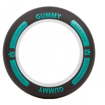 Rogue Wheel Co. Gummy Ring Black Green