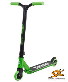 HangUp Scooter Outlaw one piece Bar Green