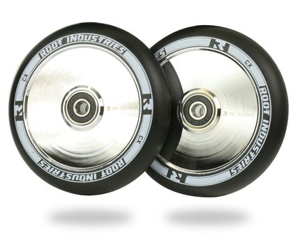 Root Industries Air 110 mm Wheel black/mirror Pair