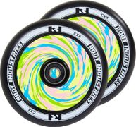Root Industries Air 120 mm Wheel black/Paddlepop (Pair)