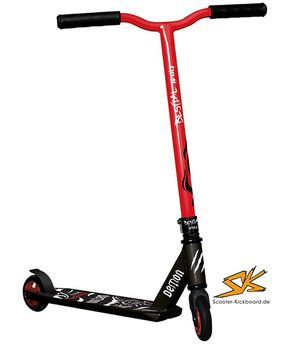 Bestial Wolf Stunt Scooter Demon D2 black/red