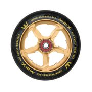 Madd Gear MFX Wheel RWilly 120 mm gold