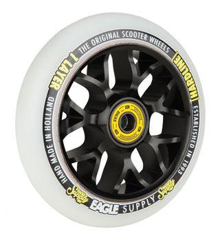 Eagle wheel 6M Spoke 110mm Black / White