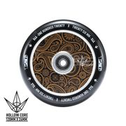 Blunt Wheel Hollow Bandana Gold 120 mm