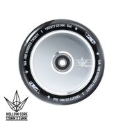 Blunt Wheel Hollow Polished 120 mm