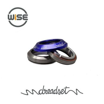 Wise Dreadset headset integrated blue