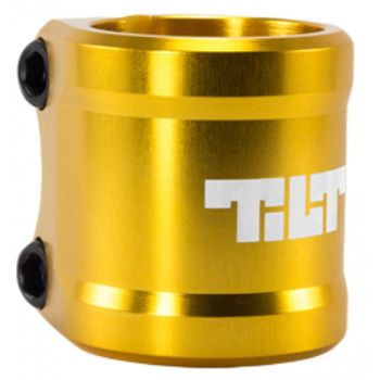 New TILT ARC double Clamp OS Gold