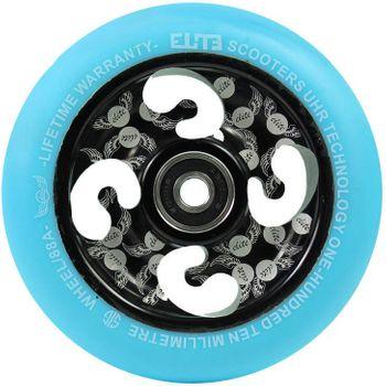 Elite UHR Laser Etched Kern Wheel 110mm Blue