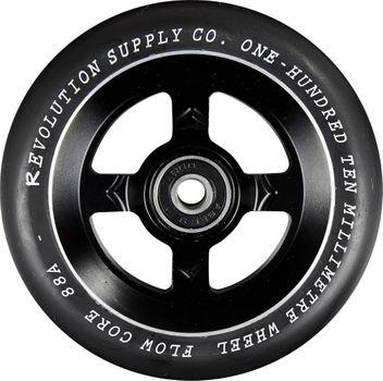 Revolution Supply Flow Wheel 110mm Black