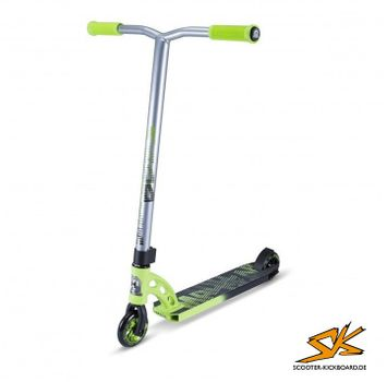Madd Gear Complete Scooter 2017 VX7 Pro Green Black