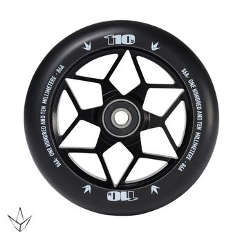 Blunt Diamond Wheel 110 mm Black