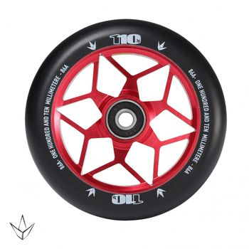 Blunt Diamond Wheel 110 mm Red