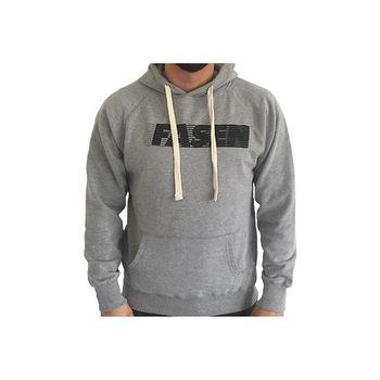 Fasen Hoodie Stripes Grey S