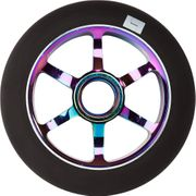 Logic 6 Spokes 110mm Stunt Scooter Wheel Neochrome