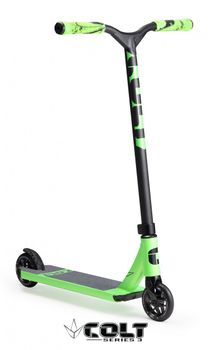 New 2018 Blunt Scooter complete Colt S3 Green