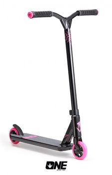 Blunt Trottinette Freestyle complète One S2 Rose