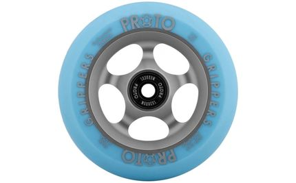 Proto Stunt Scooter Wheel Gripper Faded 110mm Grau/Blau