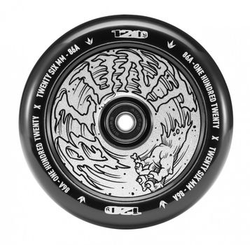 Blunt Wheel Hologram HAND 120 mm