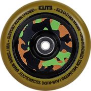 Elite X supreme Air Ride Wheel 125mm Gum / Black