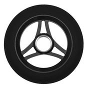 Aztek Trilogy Stunt Scooter Wheel 110mm Black (paar)