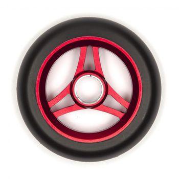 Aztek Trilogy Stunt Scooter Wheel 110mm Red (paar)